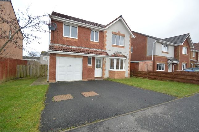 Thumbnail Detached house for sale in Torcy Way, Girvan, South Ayrshire