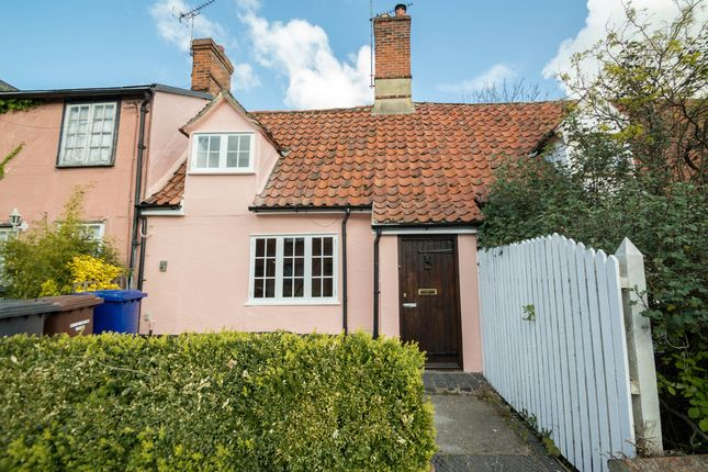 Thumbnail Terraced house for sale in Camps Road, Haverhill