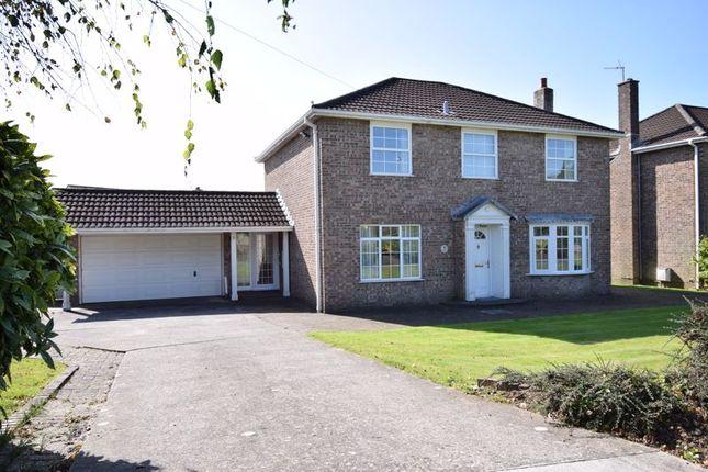 Thumbnail Detached house for sale in 9 Wind Street, Laleston, Bridgend