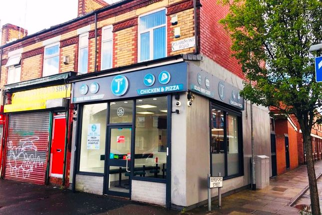 Thumbnail Town house for sale in Claremont Road, Manchester