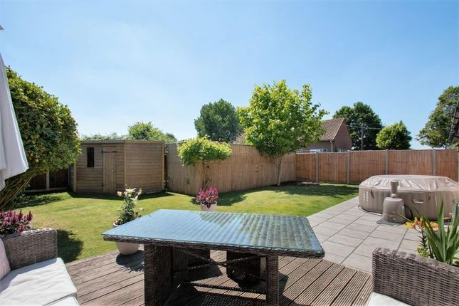 Thumbnail Semi-detached bungalow for sale in Barnham Road, Eastergate, Chichester