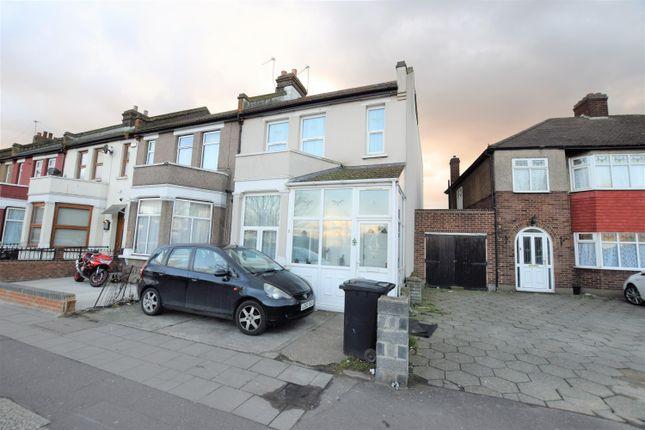 Thumbnail End terrace house for sale in Barley Lane, Goodmayes
