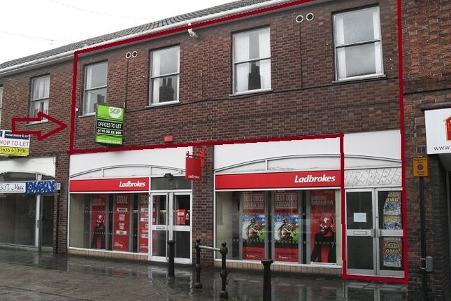 Retail premises to let in Carter Gate, Newark
