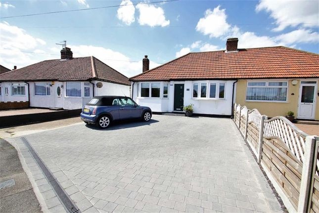 Thumbnail Semi-detached bungalow for sale in The Quadrant, Bexleyheath