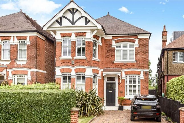 Thumbnail Detached house for sale in Dartmouth Road, Mapesbury Conservation Area, London