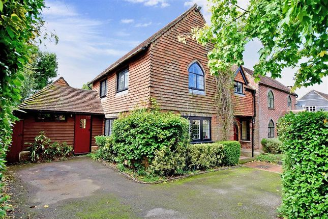 Thumbnail Detached house for sale in The Street, Plaistow, Billingshurst, West Sussex