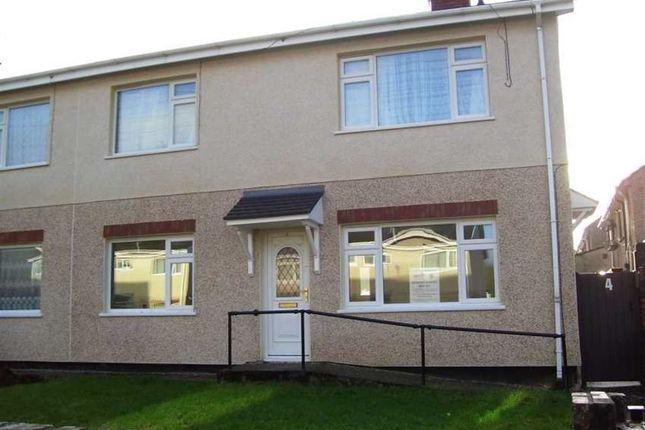 Thumbnail Flat to rent in Derwen Deg, Pontardwe, Swansea