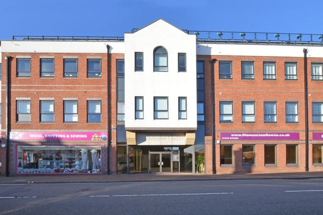 Thumbnail Flat for sale in St. Georges Road, Camberley