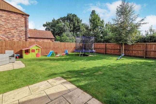 Garden of Abbottsford Way, Lincoln LN6