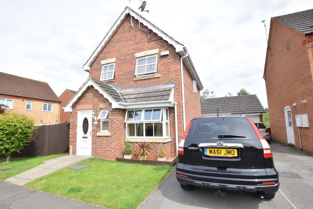 Thumbnail Detached house for sale in Yew Drive, Bottesford, Scunthorpe