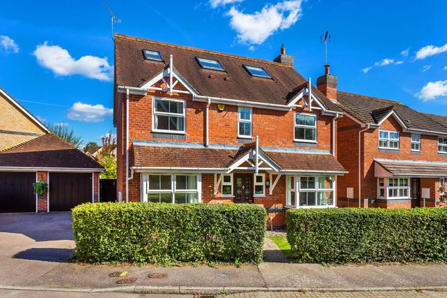 Thumbnail Detached house for sale in Nyes Lane, Southwater, Horsham