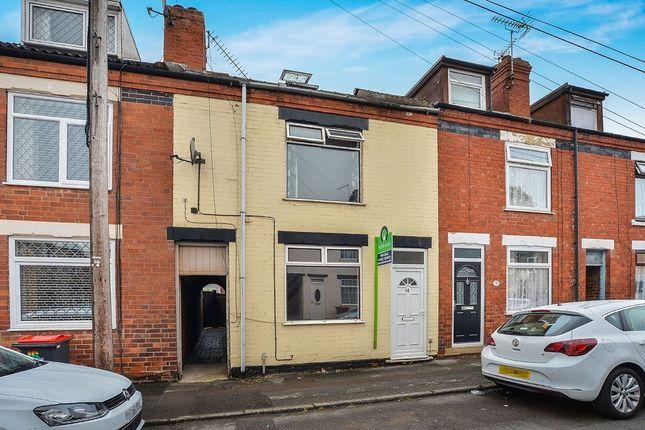 Thumbnail Terraced house to rent in Mason Street, Sutton-In-Ashfield