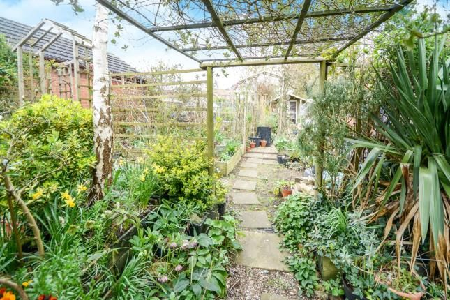Garden of Westfield Drive, North Greetwell, Lincoln, Lincolnshire LN2