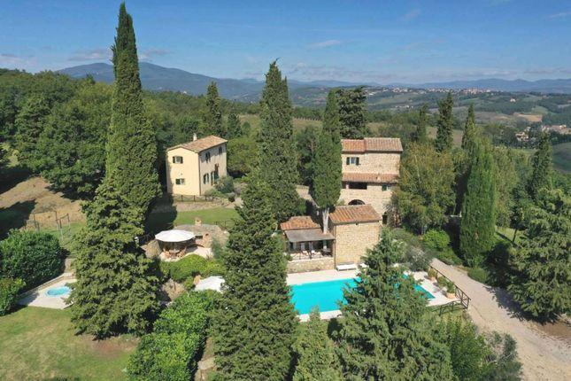 Thumbnail Farmhouse for sale in Toppole, Anghiari, Arezzo, Tuscany, Italy