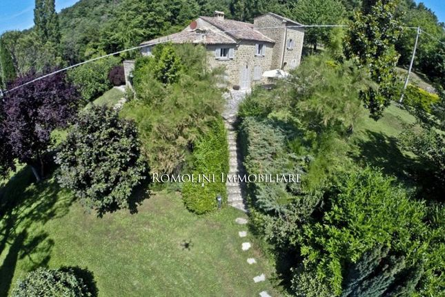 Farmhouse Tennis Court And Pool For Sale ǀ Cortona, Tuscany