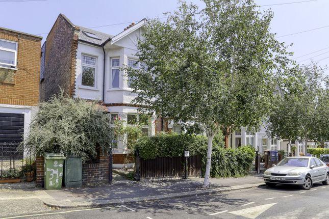 Thumbnail End terrace house for sale in Ruskin Walk, London