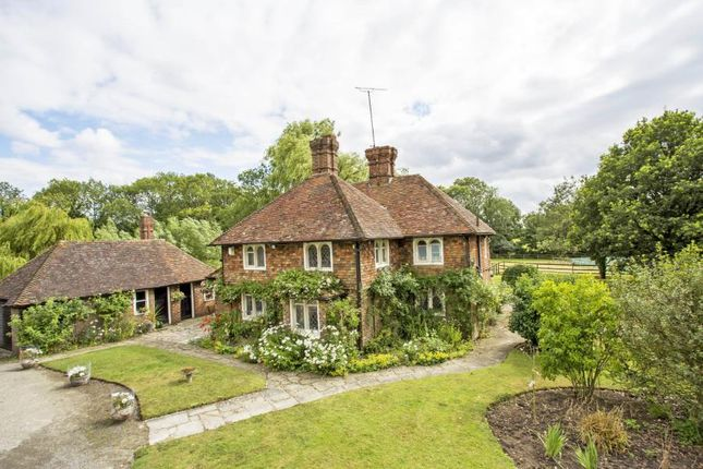 Thumbnail Equestrian property for sale in Westwell Leacon, Charing, Ashford, Kent