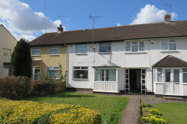 3 bed terraced house for sale in Bridgeford Road, Castle Bromwich, Birmingham