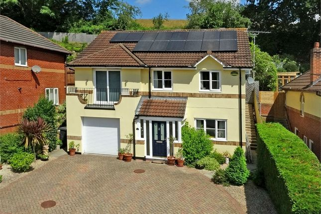 Thumbnail Detached house for sale in St Peters Mount, Redhills, Exeter, Devon