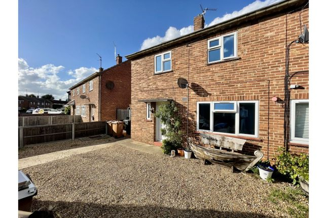 2 bed semi-detached house for sale in Dover Road, Peterborough PE4