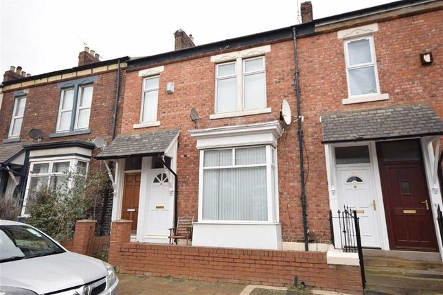 Thumbnail Flat to rent in Marlborough Street North, South Shields