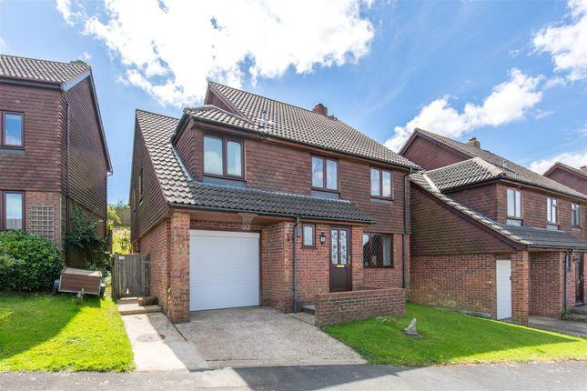 Thumbnail Detached house for sale in Bracken Way, Broad Oak, Heathfield