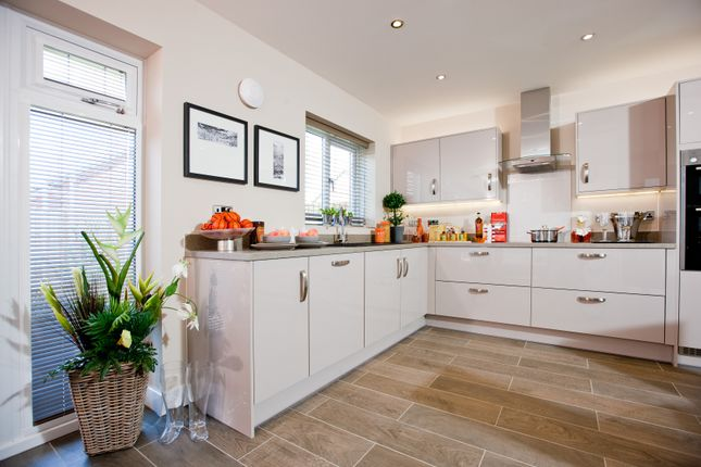 """Thumbnail Detached house for sale in """"The Yoxall"""" at Stocks Lane, Winslow, Buckingham"""