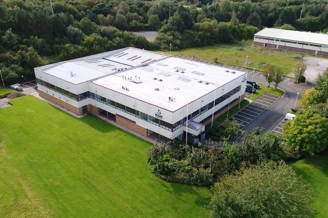 Thumbnail Office to let in Ikon Business Centre, Manor Park, Tudor Road, Runcorn