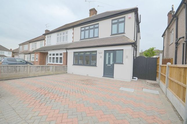 Thumbnail Property to rent in Howard Road, Upminster