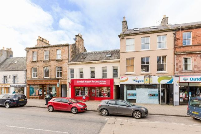 Thumbnail Flat for sale in 16 High Street, Deans Wynd, Peebles
