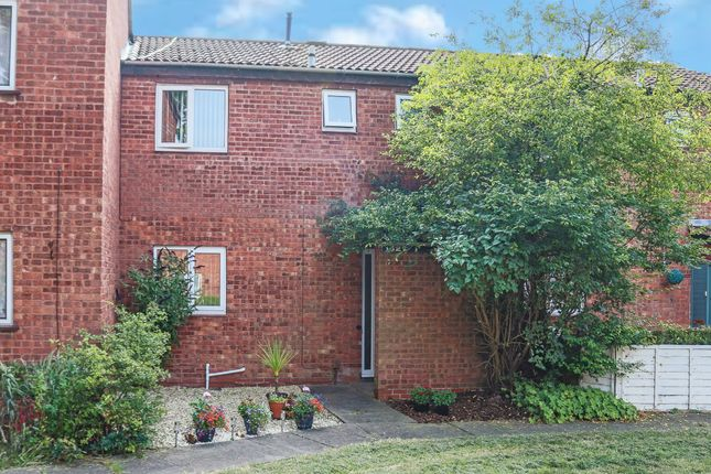 Thumbnail Terraced house to rent in Loxley Close, Redditch
