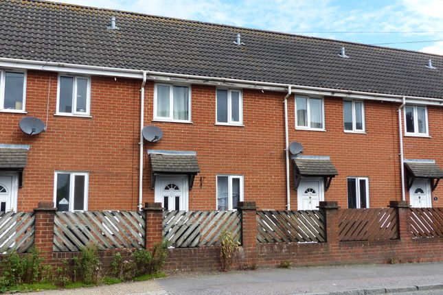 Thumbnail Terraced house to rent in Rufus Court, Gilingham