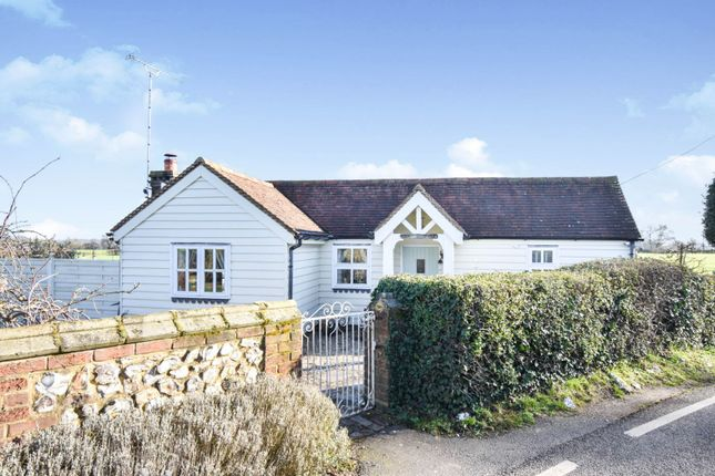 2 bed detached bungalow for sale in Broads Green, Chelmsford CM3