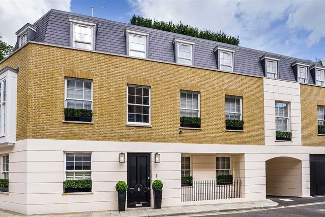 Thumbnail Property for sale in Wilton Mews, London