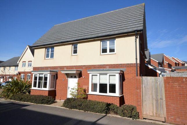 Thumbnail Semi-detached house for sale in Elizabethan Way, Teignmouth, Devon