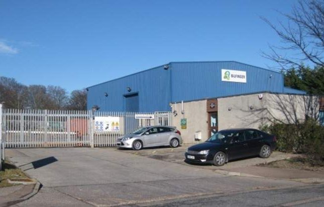 Thumbnail Light industrial to let in Greenhole Place, Aberdeen