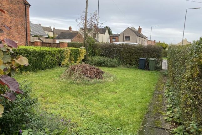 Land for sale in Derby Road, Marehay, Ripley