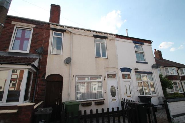 Thumbnail Terraced house to rent in Beaumont Road, Halesowen, West Midlands