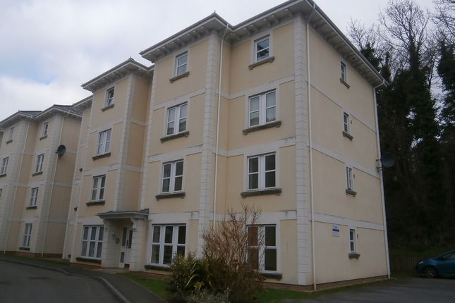 Thumbnail Flat to rent in Sylvan Court, Plymouth