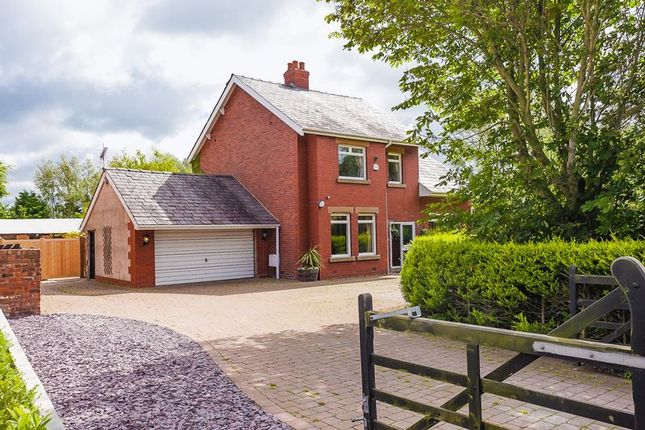 Thumbnail Detached house for sale in Renacres Lane, Halsall, Ormskirk