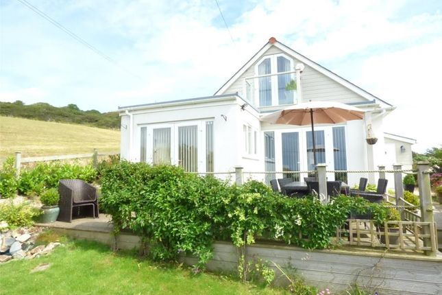 Thumbnail Detached bungalow for sale in Reen Hill, Perranporth