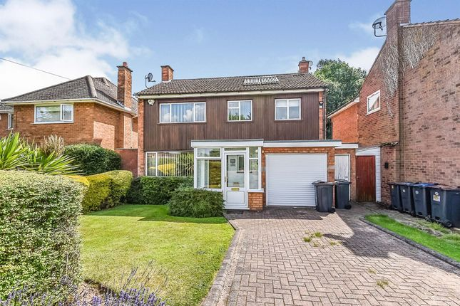 Thumbnail Detached house for sale in Grosvenor Close, Four Oaks, Sutton Coldfield