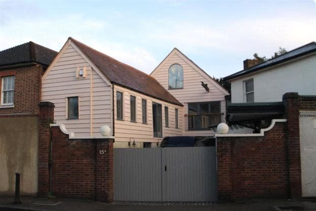Thumbnail Detached house to rent in Wickham Road, Beckenham