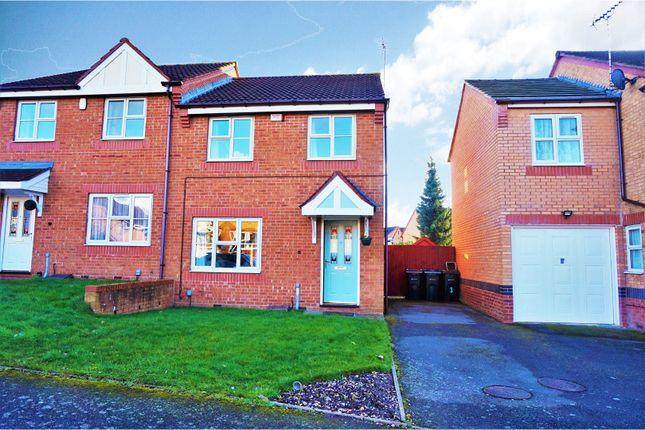 Thumbnail Semi-detached house for sale in Hale Grove, Pype Hayes, Erdington, Birmingham