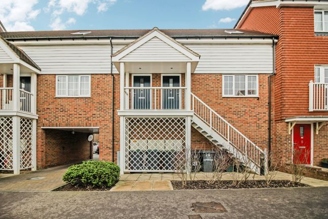 1 bed terraced house for sale in Holborough Lakes, Snodland, Kent ME6