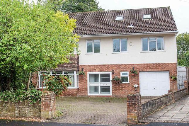 Thumbnail Detached house for sale in Frampton Way, Totton, Southampton