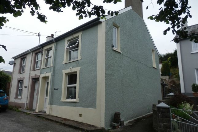 Thumbnail Semi-detached house for sale in ., Llanarth