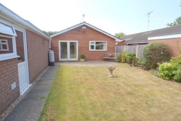 Thumbnail Bungalow to rent in Frankby Road, Greasby, Wirral