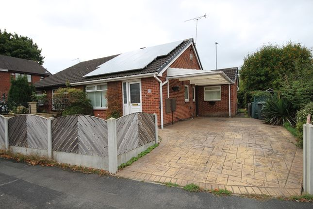 Thumbnail Semi-detached bungalow for sale in Grange Fields Way, Leeds