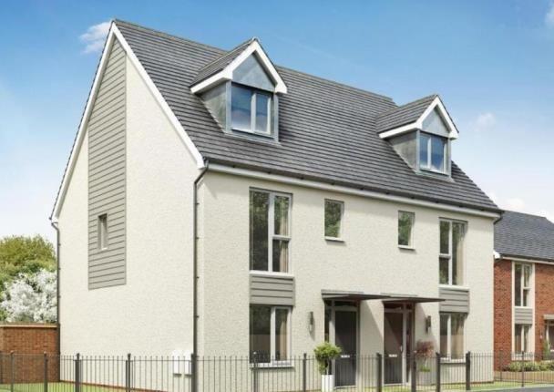 Thumbnail Semi-detached house for sale in Weogoran Park, Whittington Road, Worcester